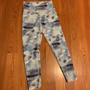 aerie chill play move 7/8 leggings